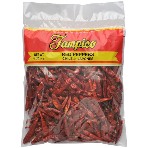 Tampico Red Peppers, 8 oz