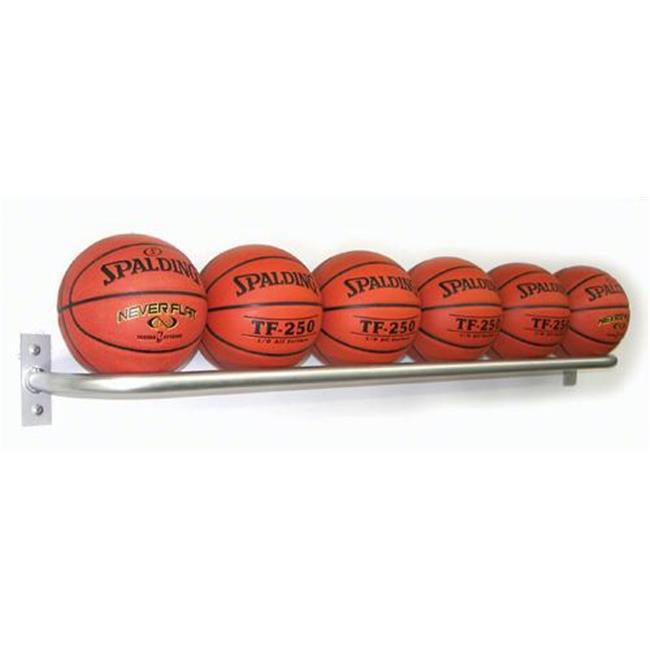 Olympia Sports BC117M Wall Hugger Ball Rack