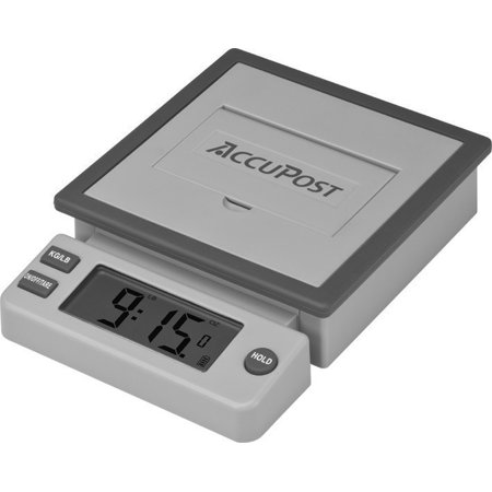 "Image of 10 LB Desk Top Postal Scale, 1.3"" Display - Accupost# PP-10"
