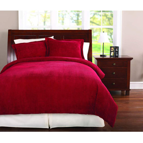 bed sets walmart mainstays comforter set collection broken corduroy 10262