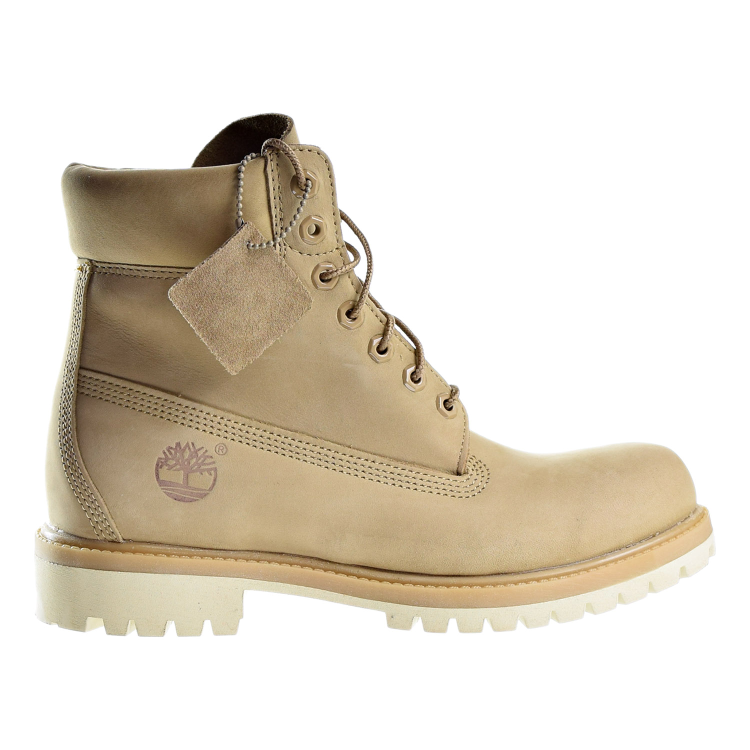 Timberland 6 Inch Premium Waterproof Boot Men's Brown tb0a1bbl by Timberland