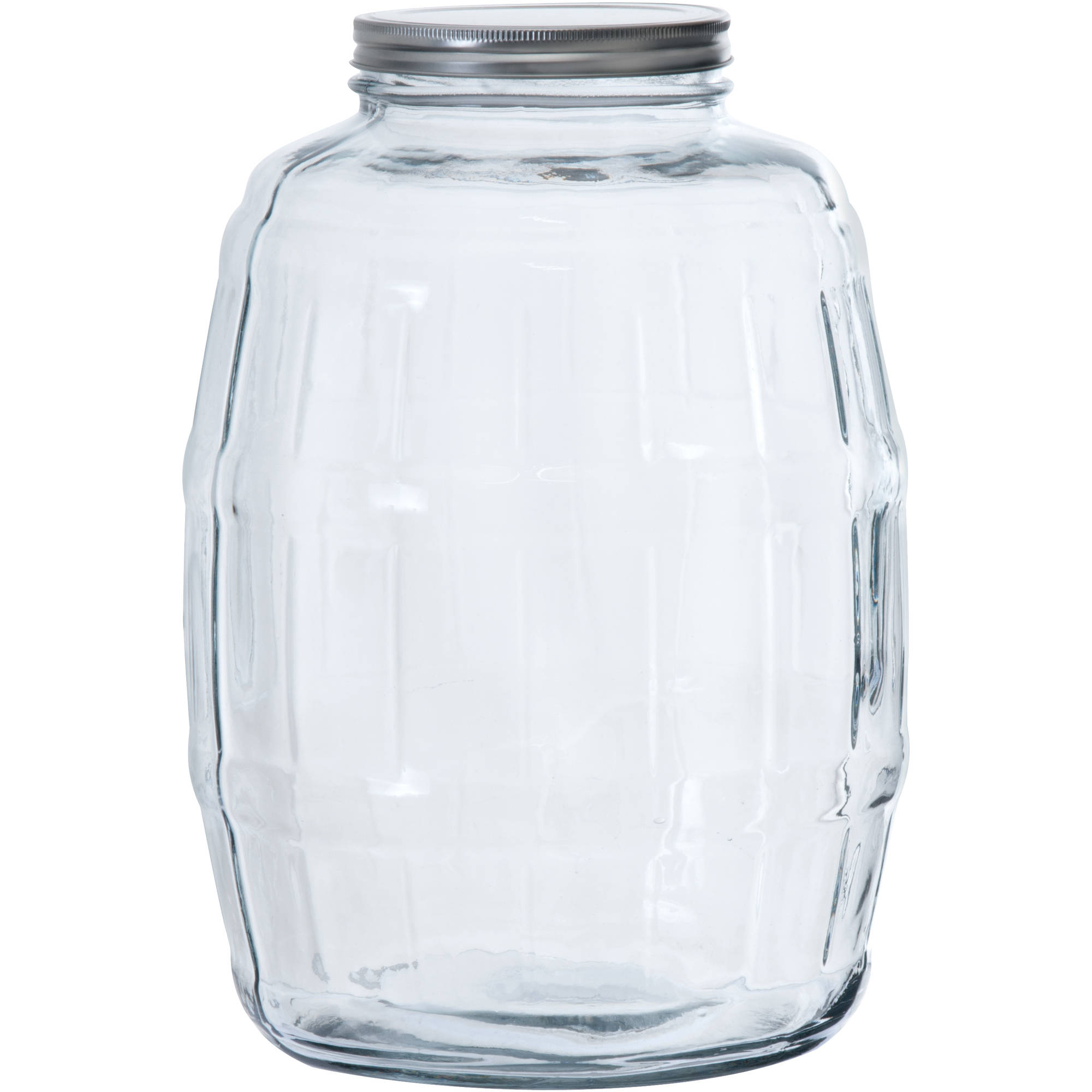 Anchor Hocking 25 Gallon Glass Barrel Jar Walmartcom