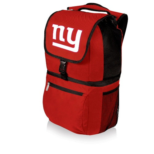 NFL Backpack Cooler by Picnic Time - Zuma, New York Giants - Red