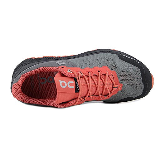26522ca07c On Running - Women s Cloudventure Grey Lava - Walmart.com