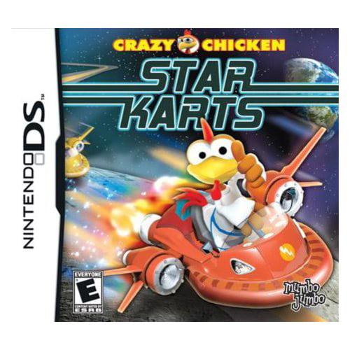 Image of Crazy Chicken: Star Karts (DS)