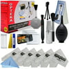 Opteka 23PC Professional Cleaning Set Kit for DSLR Cameras and Electronics (Canon, Nikon, Pentax, Sony)