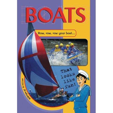 Rigby Sails Sailing Solo : Leveled Reader Boats