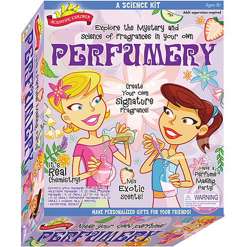 Scientific Explorer Perfumery Science Kit