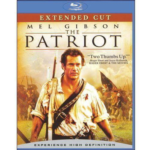 The Patriot (Blu-ray) (Extended Cut) (With INSTAWATCH) (Widescreen)