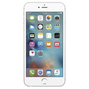Refurbished Apple iPhone 6S Plus 16GB, Silver - Locked AT&T