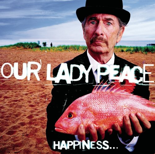 Our Lady Peace - Happiness [CD]