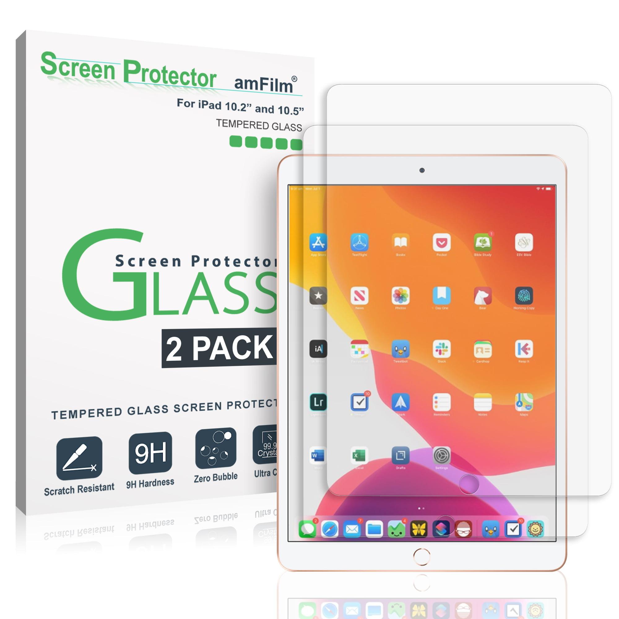 9H, 2-PACK Tempered Glass - SuperGuardZ iPad Pro 10.5 2017 Screen Protector