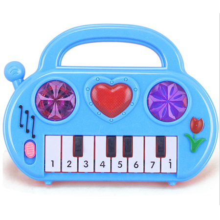 Iuhan Useful Popular Baby Kid keyboard Piano Music Toy Developmental Toy Gift