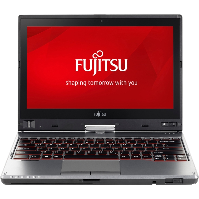 "Fujitsu XBUY-T725-004 Fujitsu LIFEBOOK T725 Tablet PC - 12.5"" - In-plane Switching (IPS) Technology - Wireless LAN - 4G - Intel Core i5 i5-5200U Dual-core (2 Core) 2.20 GHz -"