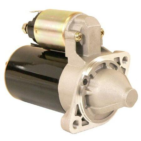 DB Electrical SPR0013 Starter For Hyundai Accent 1.5 1.6L 01 02 03 04 05 06 07 08 /KIA Rio 1.6L 1.6 06 07 08 /36100-22850, 36100-22855 /TM000A27601, TM000A37301