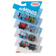 Thomas & Friends Minis: 8 Pack, Play Trains