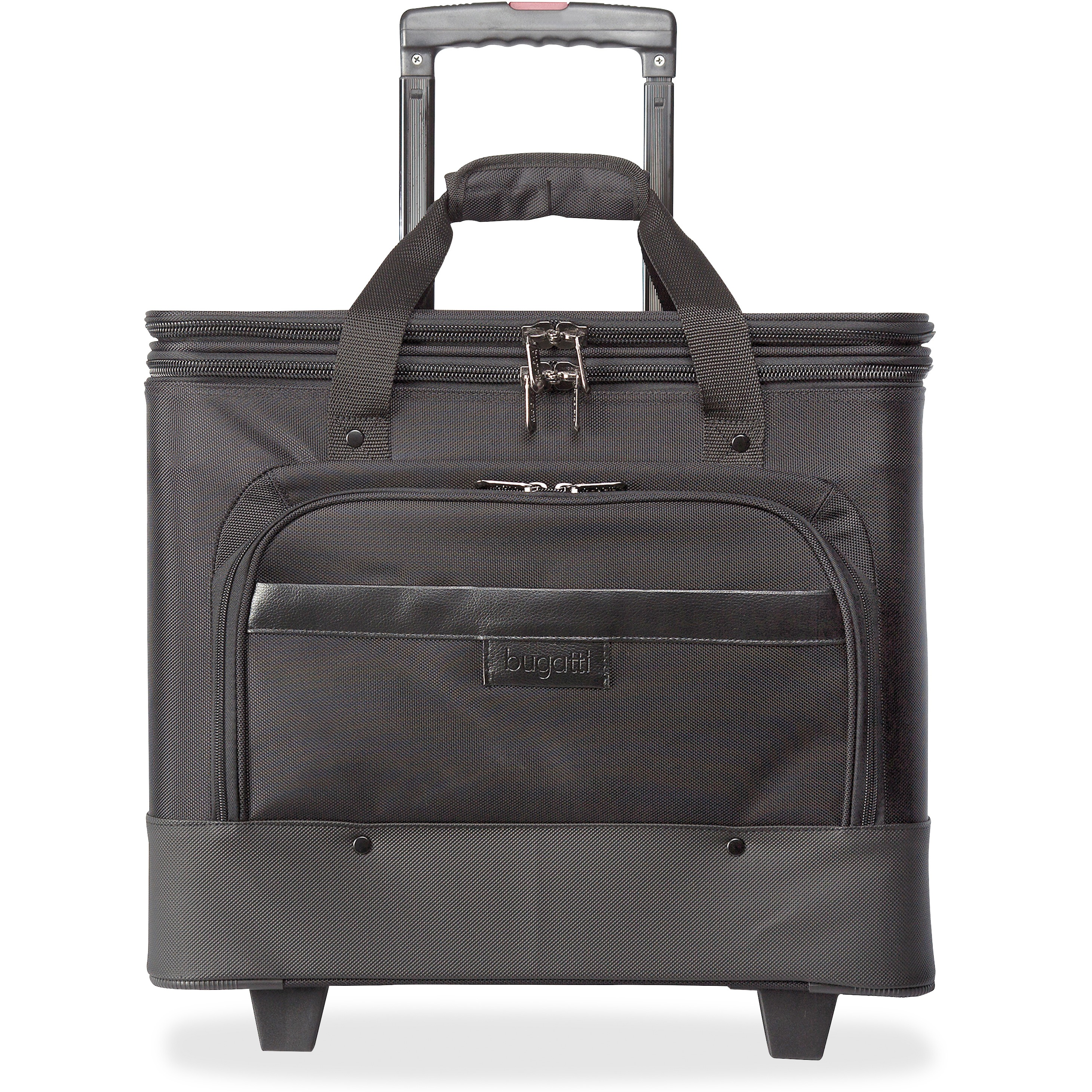 bugatti, STBBZCW1645, Stebco Business Case on Wheels, 1, Black