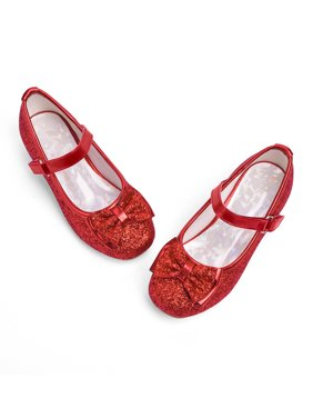 Stelle Now Glitter Mary Jane Shoes for Girls/Toddler