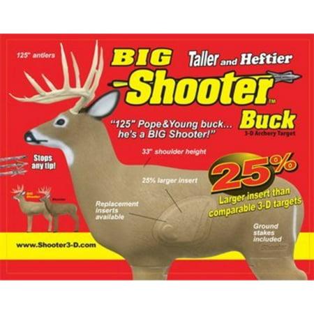Shooter Insert (Shooter Big Buck Replacement Core Insert)