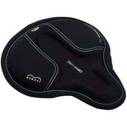Bell Sports Coosh 750 Memory Foam Cruiser Bike Seat Pad, Black