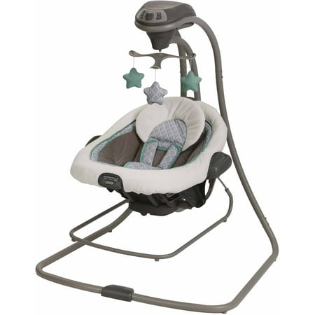 Graco DuetConnect LX Swing and Bouncer, Manor - Walmart.com