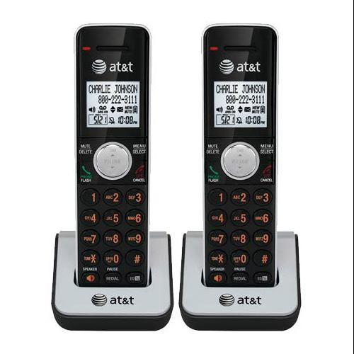 AT&T CL80111 (2-Pack) DECT 6.0 Accessory Handset