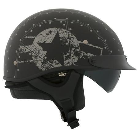 CKX Sergeant Revolt RSV Half Helmet No Shield