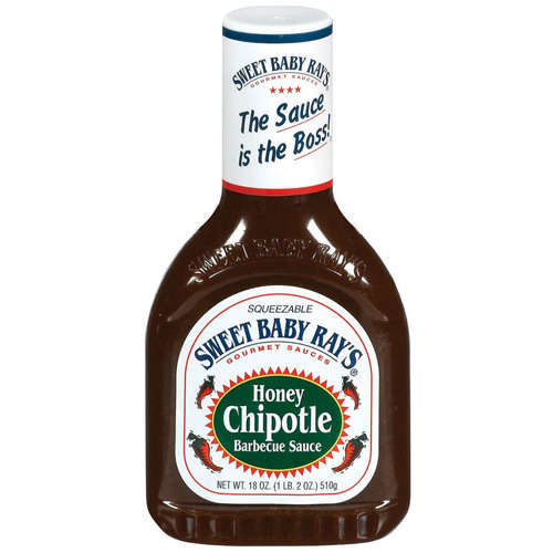 Sweet Baby Ray??????????s Honey Chipotle Barbecue Sauce, 18 oz