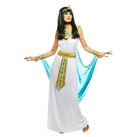 Queen Cleopatra Adult Costume - Cleopatra Costumes For Adults
