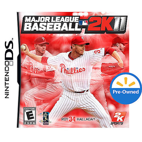 Major League Baseball 2K11 (DS) - Pre-Owned