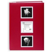 Pioneer BP200F Post Bound Bi-Directional Memo Pocket Album