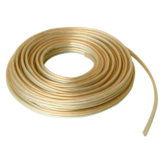 SPEAKER WIRE AUDIOPIPE 12GA 500' CLEAR