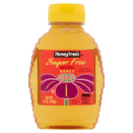 Four 3 Oz Honey - (6 Pack) Honey Tree's Sugar Free Imitation Honey, 12 oz