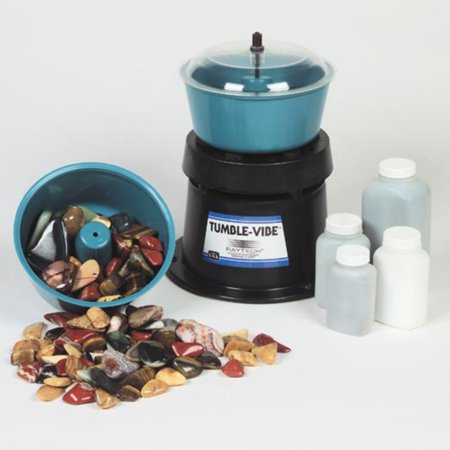 Raytech Tumble-Vibe TV-5 Vibrating Rock Tumbler