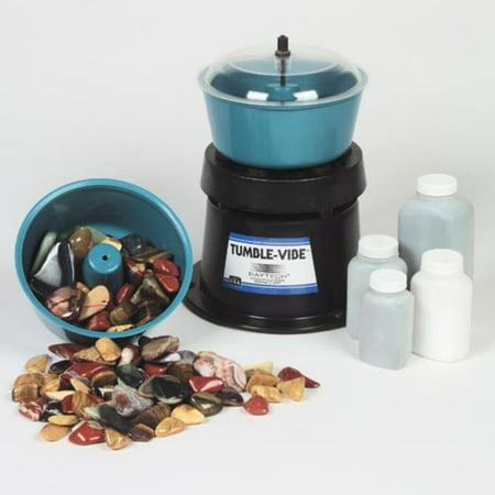 Raytech Tumble-Vibe TV-5 Vibrating Rock Tumbler Kit](Rock Tumbler Kit)