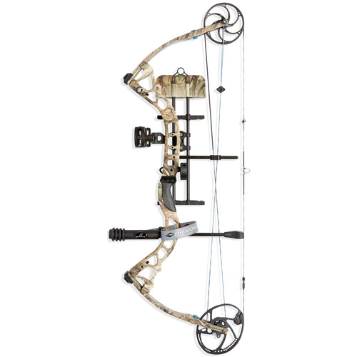 Diamond Provider Bow Package, 70#, Camo