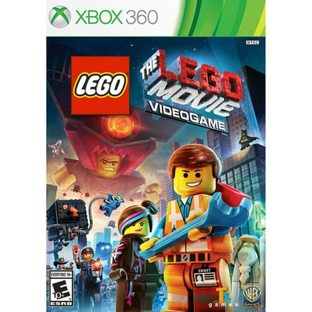 The LEGO Movie Videogame (Xbox 360) Xbox 360, 883929375332 ...