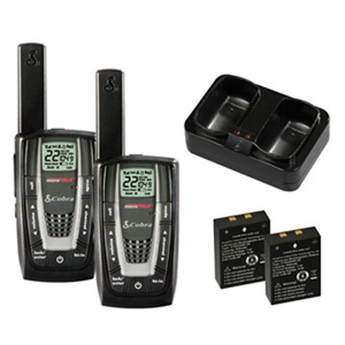 Cobra 2-Pack 27-Mile microTALK CXR725 2-Way Radios