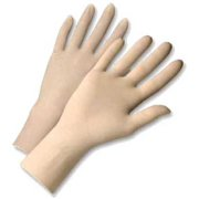 West Chester Glove Size M LatexDisposable Gloves,2500/M