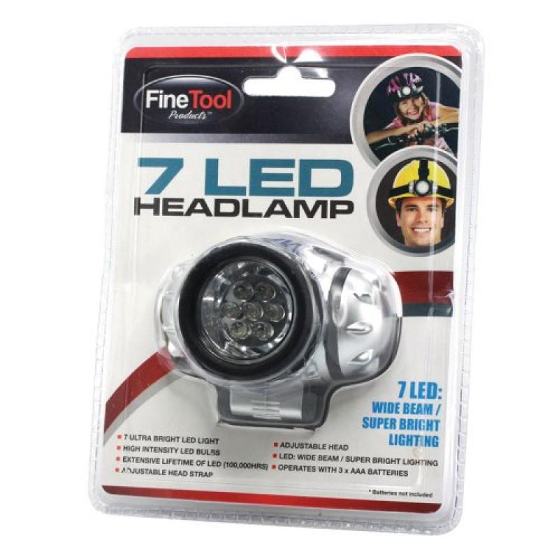 FineTool Wide-beam Led Head Light
