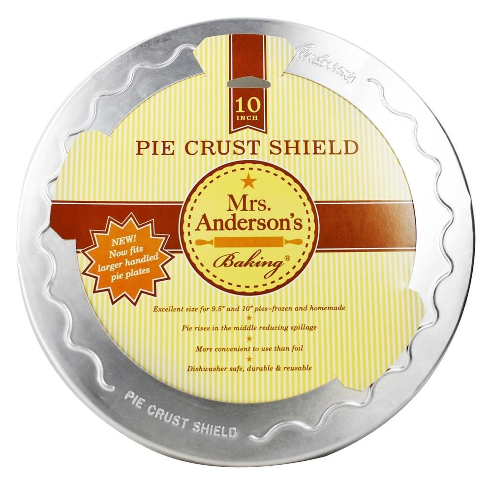 Mrs. Anderson's Baking - Pie Crust Shield 9.5 in. - 10 in.