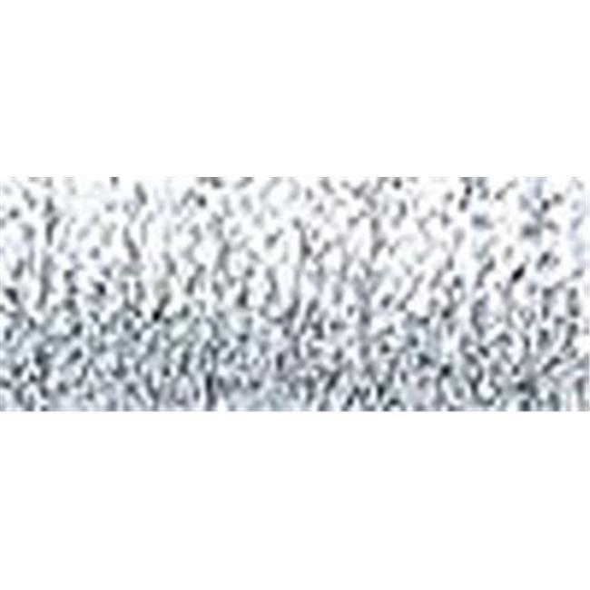 208068  Blending Filament 1 Ply 50 Meters - 55 Yards --Hi Lustre Silver