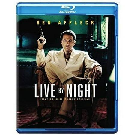 Live By Night  Blu Ray