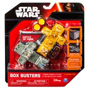 Star Wars Box Busters, Battle of Yavin & Tusken Raider Attack
