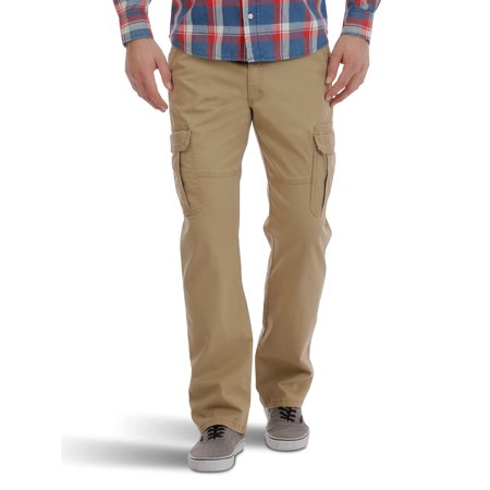 Men's Relaxed Fit Cargo Pant with Stretch (Pants Similar To The Limited Exact Stretch)