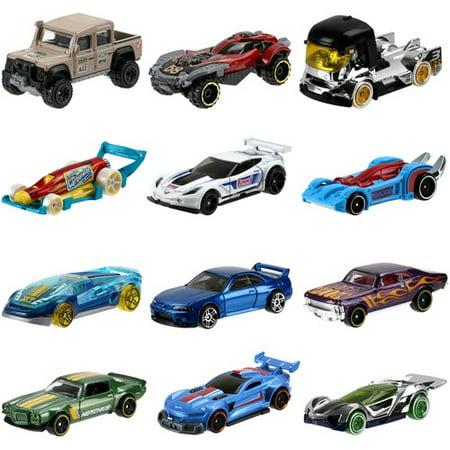Mattel Hot Wheels Hot Wheels Us Basic Car (items may vary)