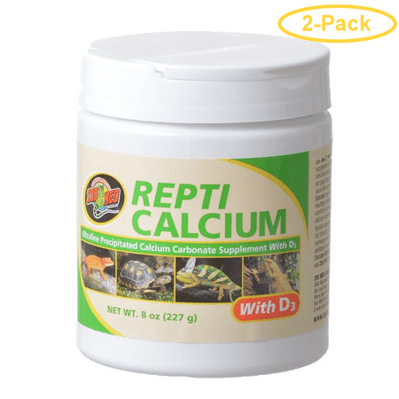 Zoo Med Repti Calcium With D3 8 oz - Pack of - Repta Calcium