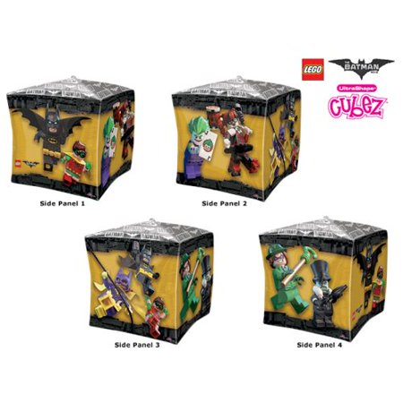 Lego Batman Party (Burton & Burton 15