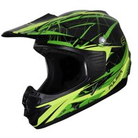 Fulmer, Youth Blitz MX Helmet - DOT Approved