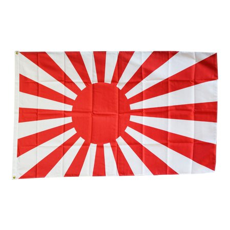 Japanese Naval Ensign - 3'X5' Polyester -